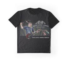 James Rundle - Queen Guitar Teacher  Graphic T-Shirt