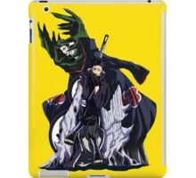 Obito Zetsu iPad Case/Skin