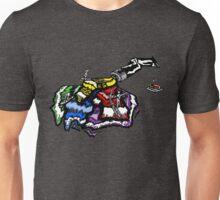 Paint Surfers Unisex T-Shirt