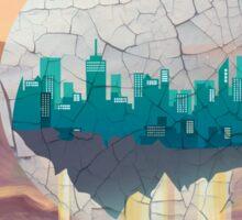 Bubble City Sticker