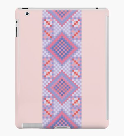 dancing cubes iPad Case/Skin