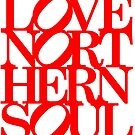 Love Northern Soul by borstal