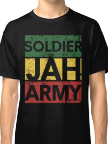 Soldier of JAH Army Classic T-Shirt
