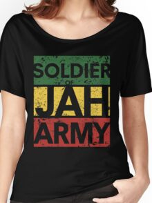 Soldier of JAH Army Women's Relaxed Fit T-Shirt