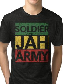 Soldier of JAH Army Tri-blend T-Shirt