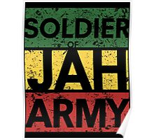 Soldier of JAH Army Poster