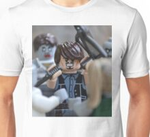 Lego The Walking Dead Daryl Dixon Unisex T-Shirt