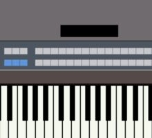 Roland JX-8P Sticker