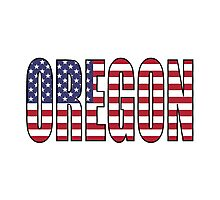 Oregon Photographic Print