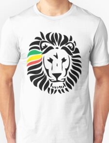 Lion Tuff Head Unisex T-Shirt