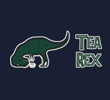 Tea Rex One Piece - Short Sleeve