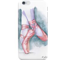 Sneaker Ballet iPhone Case/Skin