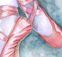 Sneaker Ballet Sticker