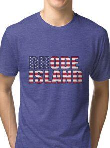 Rhode Island Tri-blend T-Shirt