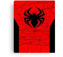 Spiderman Poster Canvas Print