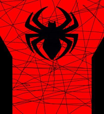 Spiderman Poster Sticker