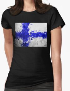 Finland! Womens Fitted T-Shirt