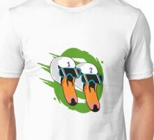 Hotline Miami 2 Wrong number Alex and Ash Unisex T-Shirt