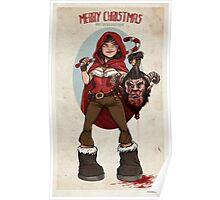 Krampus Slayer Poster