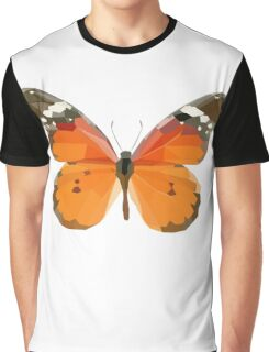 Butterfly in polygonal technique Graphic T-Shirt