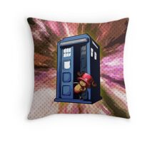 Someone called for a doctor? Throw Pillow