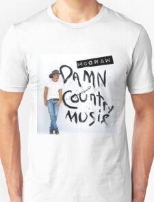 TIM McGRAW - DAMN COUNTRY MUSIC T-Shirt