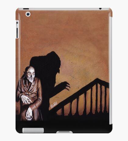 A Symphony of HORROR! iPad Case/Skin