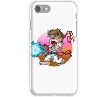 Ryu Super Deformed iPhone Case/Skin