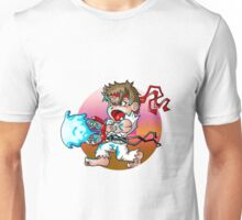 Ryu Super Deformed Unisex T-Shirt