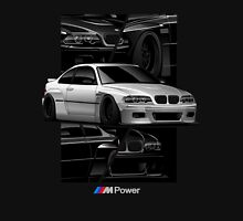 BMW E46 M POWER Unisex T-Shirt