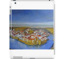 Staithes Panorama iPad Case/Skin