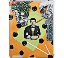 Billy Found it Painful Not to Follow the Voices iPad Case/Skin