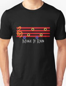 Legend of Zelda: Make it Rain Unisex T-Shirt