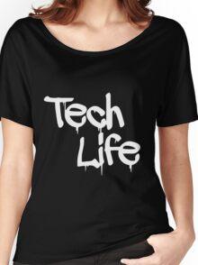 tech life Women's Relaxed Fit T-Shirt