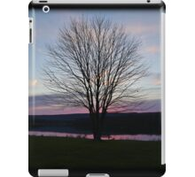 Purple Set iPad Case/Skin