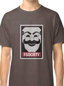 fsociety.at Classic T-Shirt