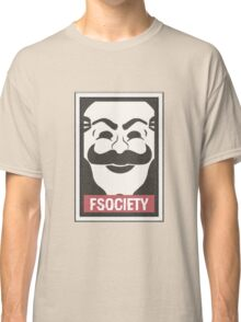 fsociety.at Classic T-Shirt