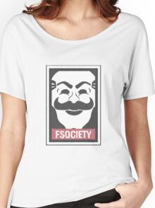 fsociety.at Women's Relaxed Fit T-Shirt