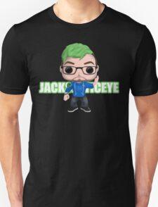 Jacksepticeye Pop! Vinyl Design (2nd Edition) Unisex T-Shirt
