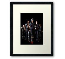 Final Fantasy Framed Print