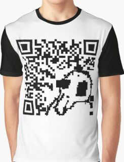 DEAD YOUTH Ⓡ / BIDI Skull Graphic T-Shirt
