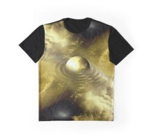 yellow energy Graphic T-Shirt