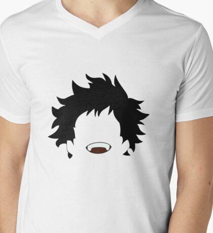My Hero Academia - Finally a Hero Mens V-Neck T-Shirt