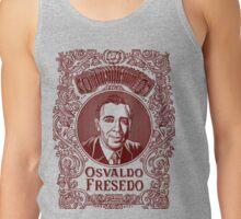 Osvaldo Fresedo in Red Tank Top