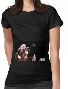 KRAUSER!! Womens Fitted T-Shirt