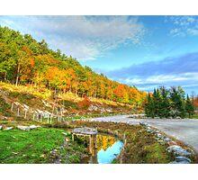Beautiful Autumn Day Photographic Print