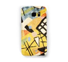 "Abstract-Contemporary ""Space Clutter""  Samsung Galaxy Case/Skin"