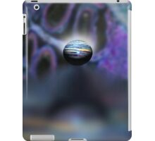 lavender reflection  iPad Case/Skin