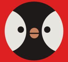 Pigeon Penguin Baby Tee
