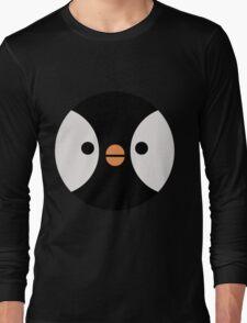 Pigeon Penguin Long Sleeve T-Shirt